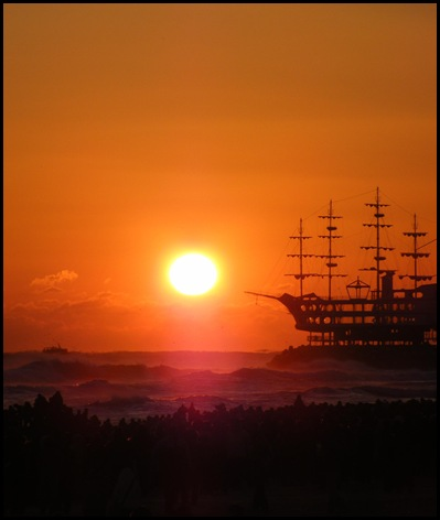 First Sunrise of 2010 in Korea