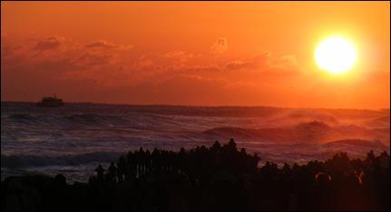 New Years 2010 Sunrise