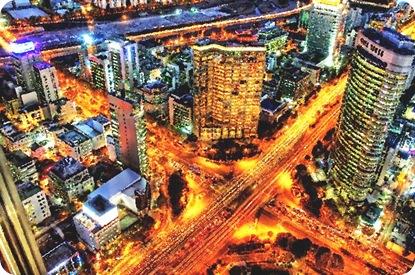 Seoul Rush Hour